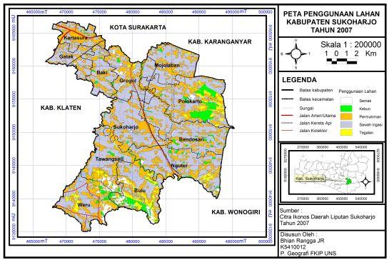 penggunaan lahan